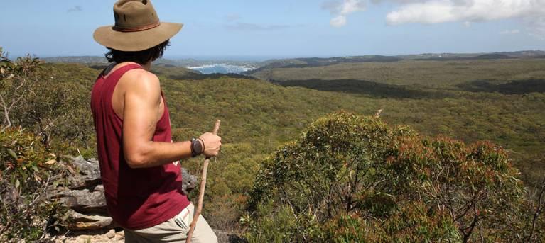 Willunga Trig walking track Trail Hiking Australia