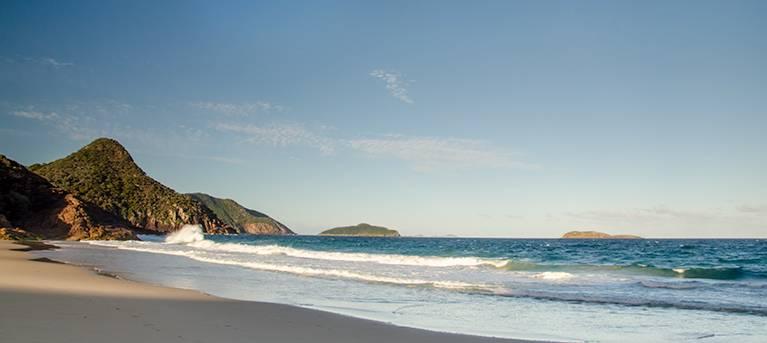 Wreck Beach walk Trail Hiking Australia