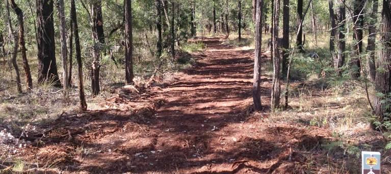 Yana-y Warruwi walking track Trail Hiking Australia
