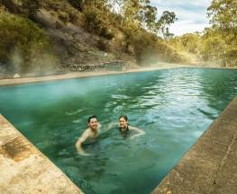 Yarrangobilly Caves: Thermal Pool walk Trail Hiking Australia