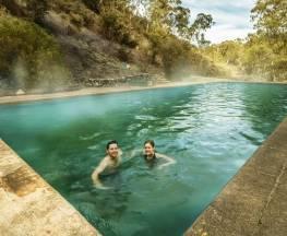Yarrangobilly Caves: Thermal Pool walk Trail Hiking Australia