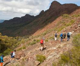 Yulludunida walking track Trail Hiking Australia