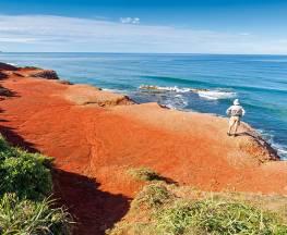Yuraygir coastal walk Trail Hiking Australia