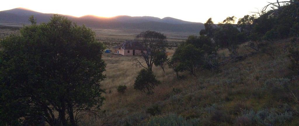 Long Plain Circuit Old Currango Trail Hiking Australia