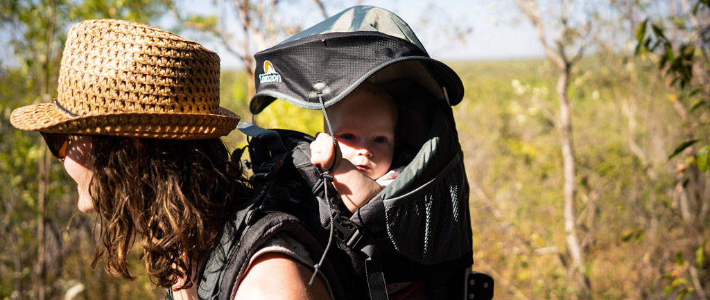 Panda Child Carrier Trail Hiking Australia