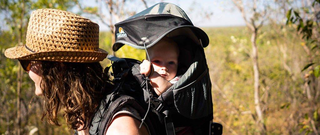 Panda Child Carrier Trail Hiking Australia