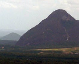 Mount Beerwah Summit