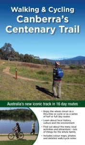 Walking & Cycling Canberra's Centenary Trail