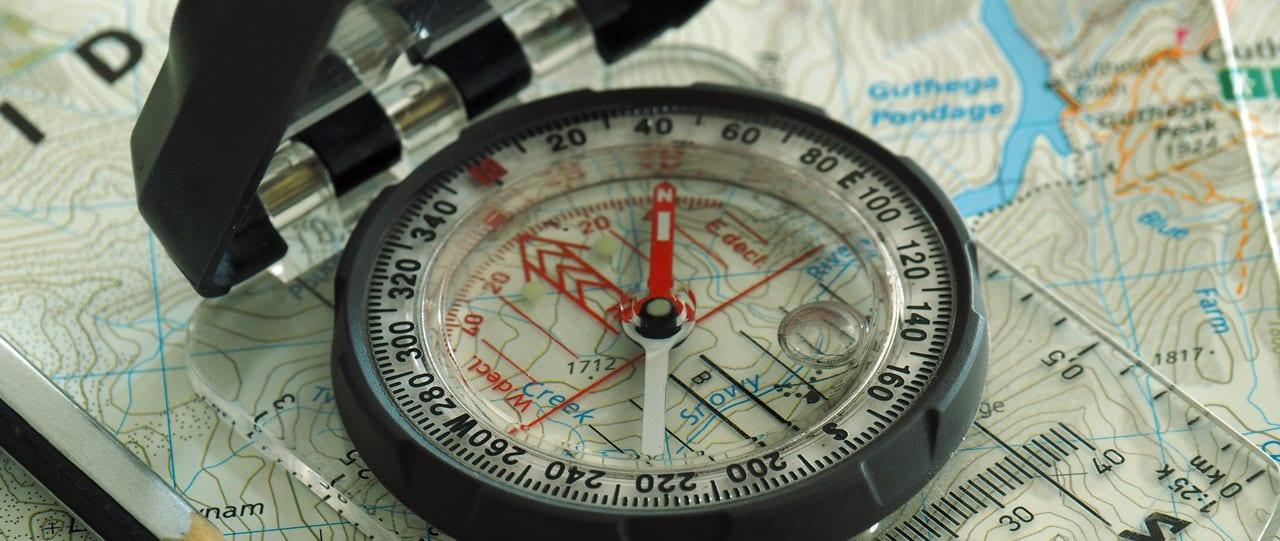 Anatomy of a Compass Trail Hiking Australia