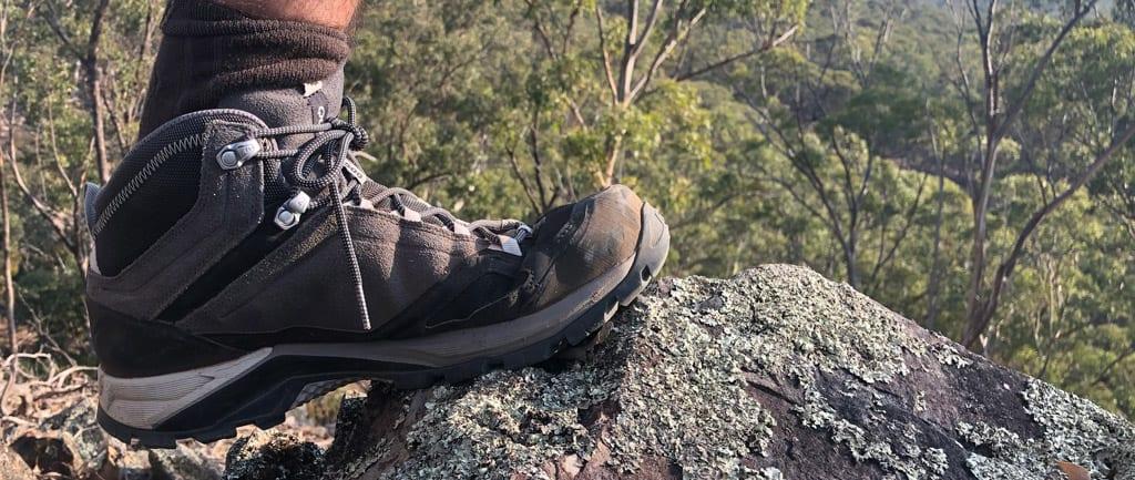Mid Waterproof Mountain Hiking Boots