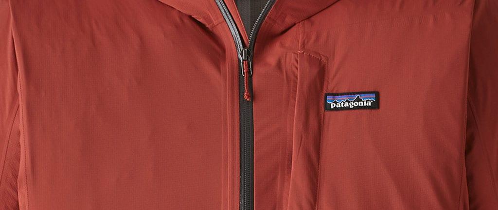 Patagonia Men's Stretch Rainshadow Jacket - Trail Hiking Australia