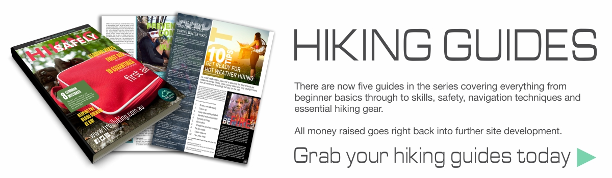Trail Hiking Australia Download Your Hiking Guides