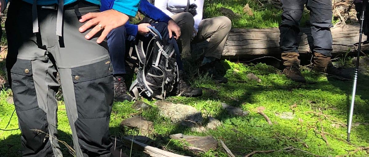 fjallraven keb trousers Trail Hiking Australia