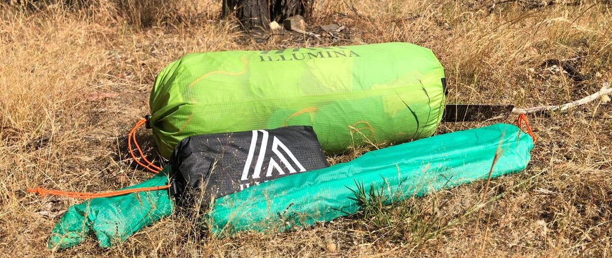 Illumina X Ultralight Hiking Tent