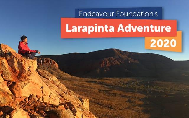 Larapinta Adventure 2020