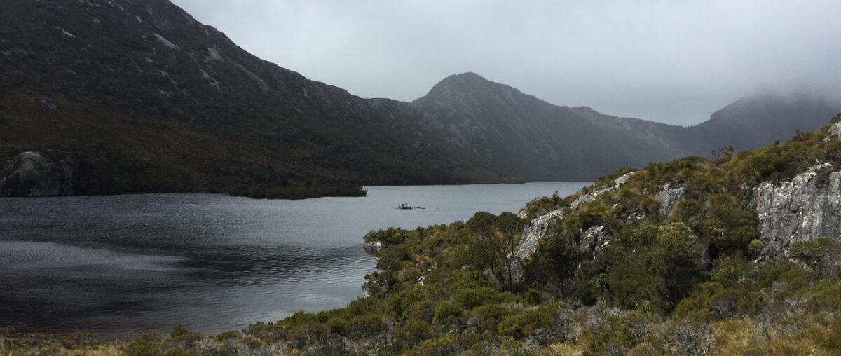 Hansons Peak via Little Horn and Lake Wilks (10km)