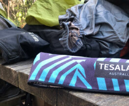 Tesalate Towel Field Test and Review