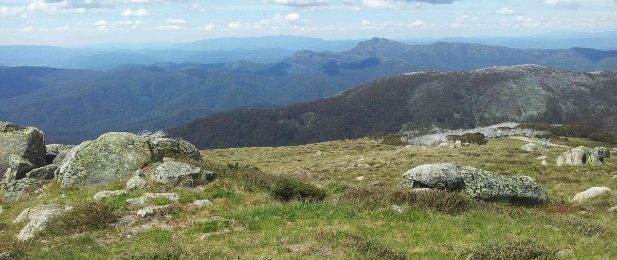 Mount Stirling Craigs Hut Loop